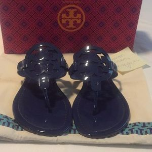 Tory Burch Miller in Bright Indigo